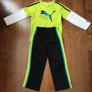 Puma sport suit kids